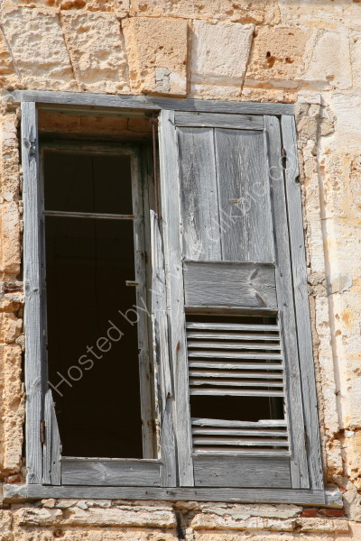 La Mola Window 3 - Menorca