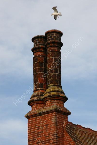 Aldeburgh Chimney - Suffolk