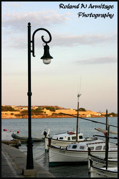 Cales Fonts - Menorca 2005