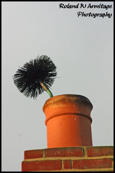 Chimney Sweeps Brush - Essex