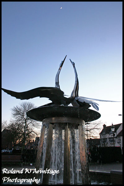 Water Fountain - Stratford-Upon-Avon