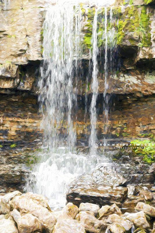 Ashgill Force Waterfall - Cumbria