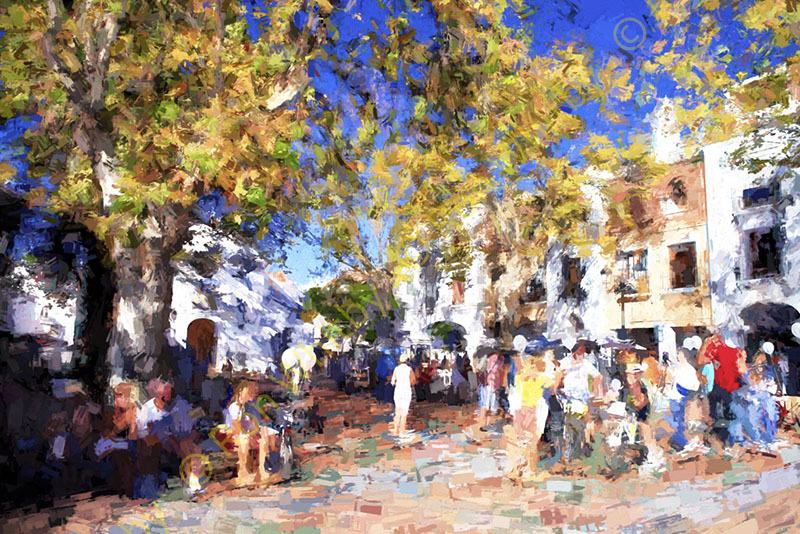 Plaza Cavana #1, Nerja