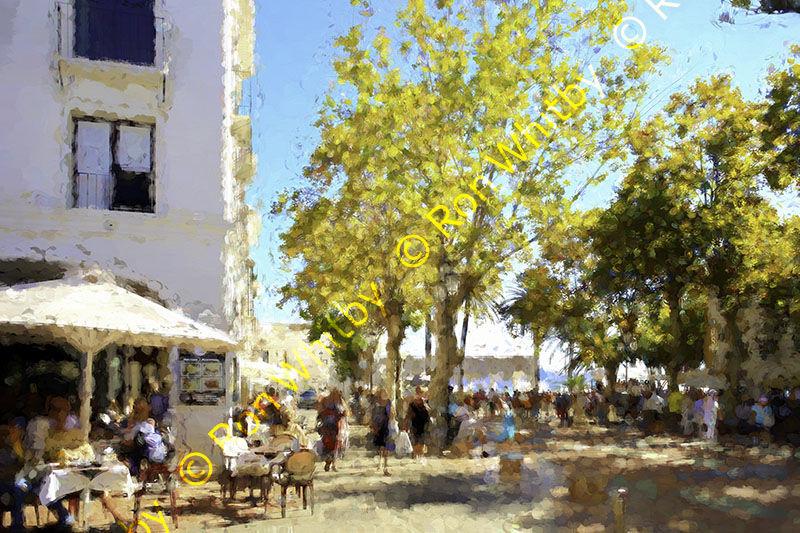 Plaza Cavana #3, Nerja