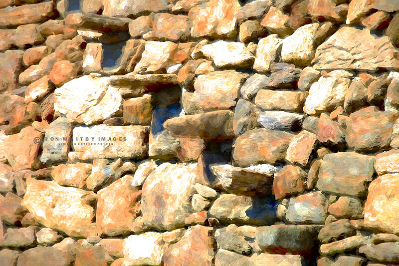 Steps in Wall no 4