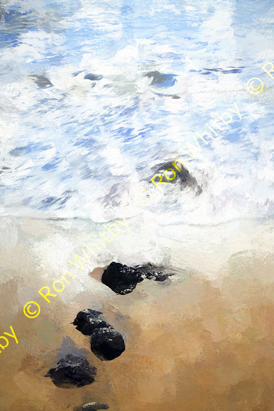 Beach at Arrieta #8