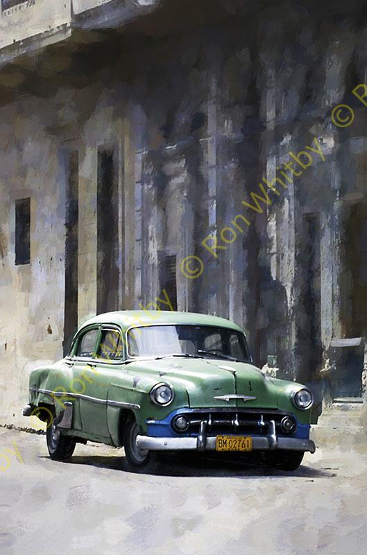 1950s Car, Havana