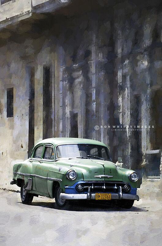 1950's Car - Havana