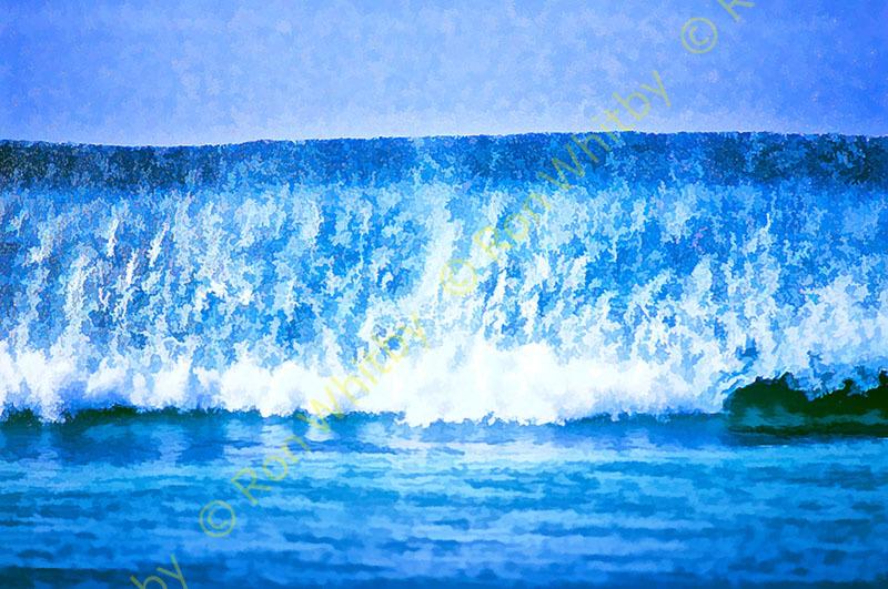 Crashing Wave, El Cortillo, Fuerteventura