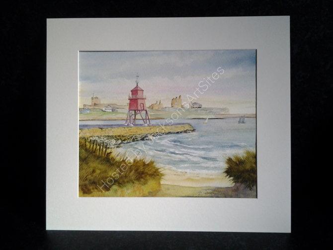 The Groyne Light, Tynemouth