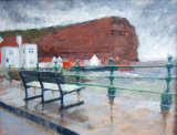 Wet Afternoon, Staithes