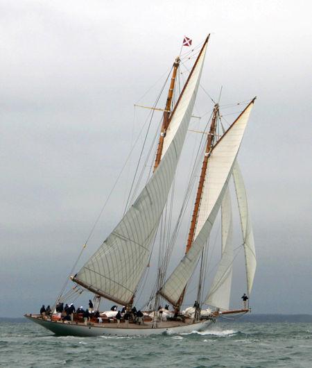 Eleonora- LOA160 feet. Built 2000