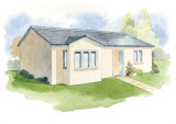 'Artist's impression' for Ramscroft Developments
