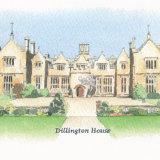 House Portrait: Dillington House A5