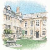 Portrait of Oxford College