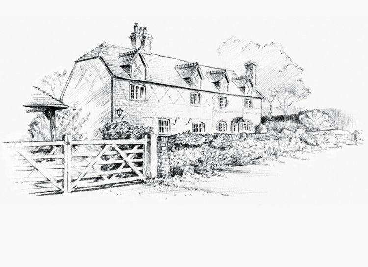 houseportrait_sallybarton_pencilsketch