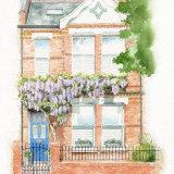 House portrait: SW London