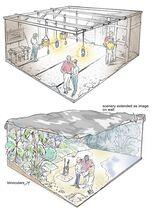 ConceptVisual_BearGrylls_SallyBarton_pencilroughs