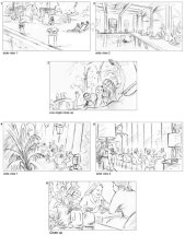 SallyBarton_storyboard_pencilroughs_Champneys