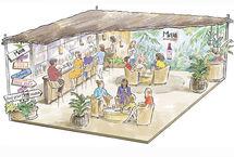 sallybarton_storyboards_FullColour_HandDrawn_MauiShampoo