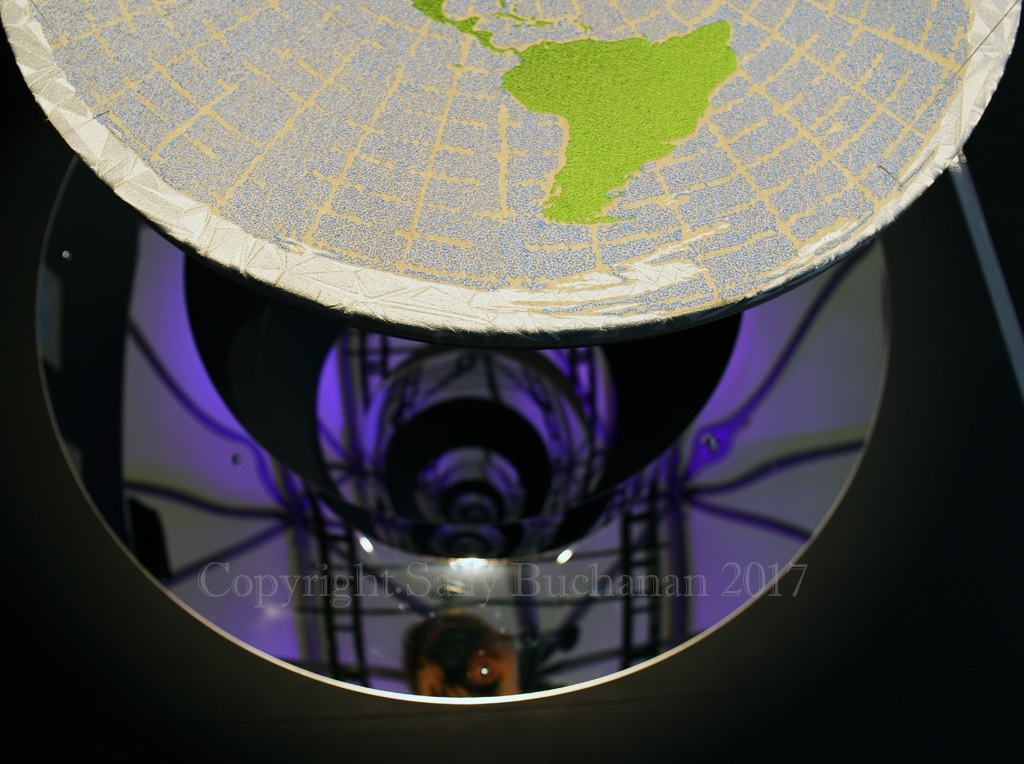 Anthropocene over and under