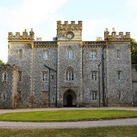 Castle Goring North Side Entrance