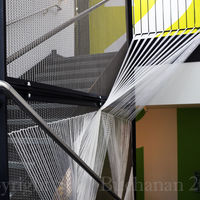 Kentish Town Health Centre - The First Stairwell Installation View 6