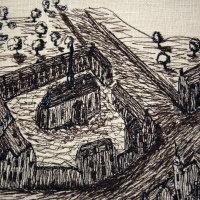 La vieille hospice Terarken detail