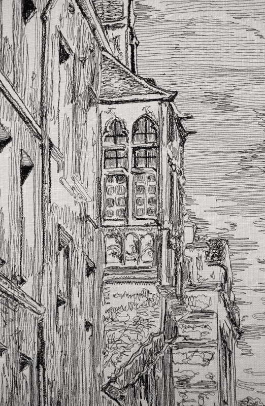La vieille rue Terarken detail 1