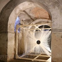 The White Hole at the Fortezza Vecchia Livorno View 1