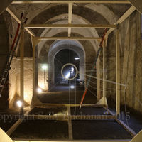 The making of the White Hole in the Fortezza Vecchia 6