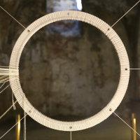 The making of the White Hole in the Fortezza Vecchia Livorno 7
