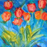 Tulips - SOLD