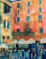 Piazza Novona - Artists - SOLD