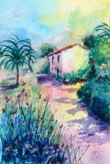 Spring in Sardegna - SOLD