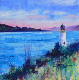 Lighthouse on Islay SOLD