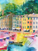Portofino Harbour - SOLD