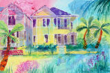 The Yellow House - Galveston - SOLD