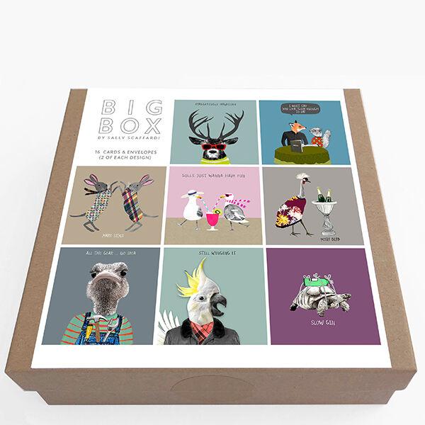 BB003 - WILD & WONDERFUL BIG BOX
