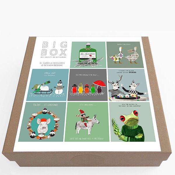BB006 - CHRISTMAS CHUCKLES BIG BOX