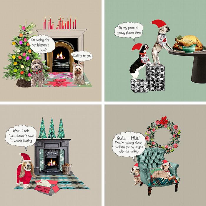 Bundle Christmas 008 (XMUTT 5, 6, 2, 4)