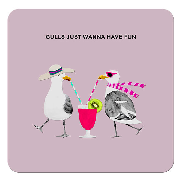 COA002 ... Gulls just wanna have fun