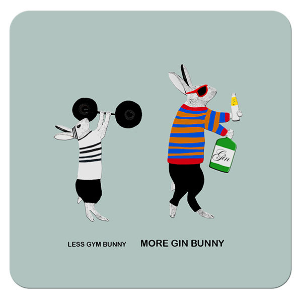 COA005 ... more gin bunny