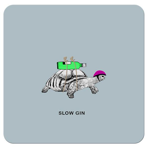 COA006 ... Slow Gin