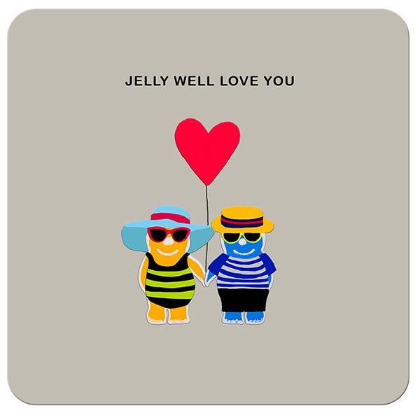 COA012 .. jelly well love you
