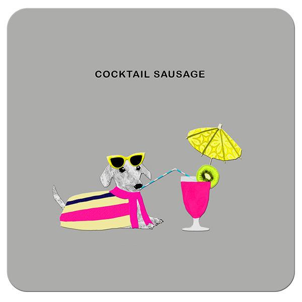 COA013 ... cocktail sausage