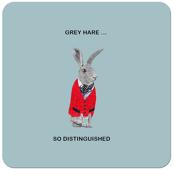 COA015 ... grey hare