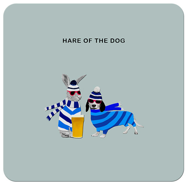 COA016 ... hare of the dog