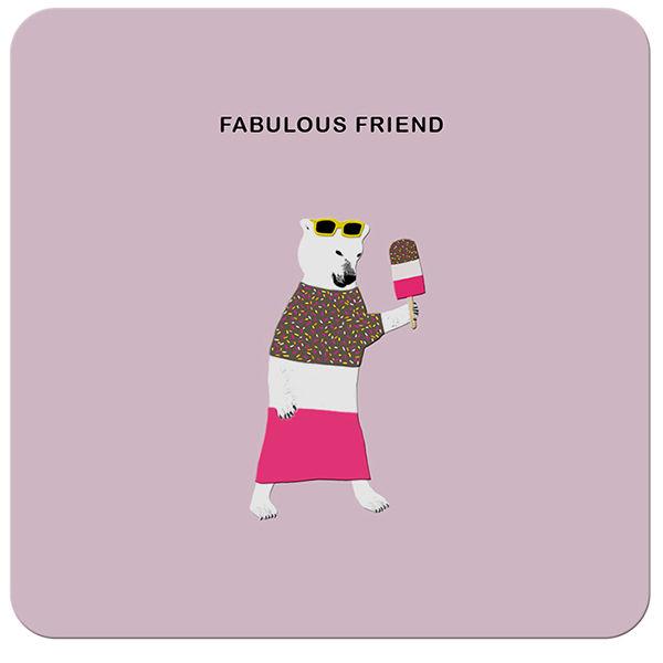 COA018 ... fabulous friend