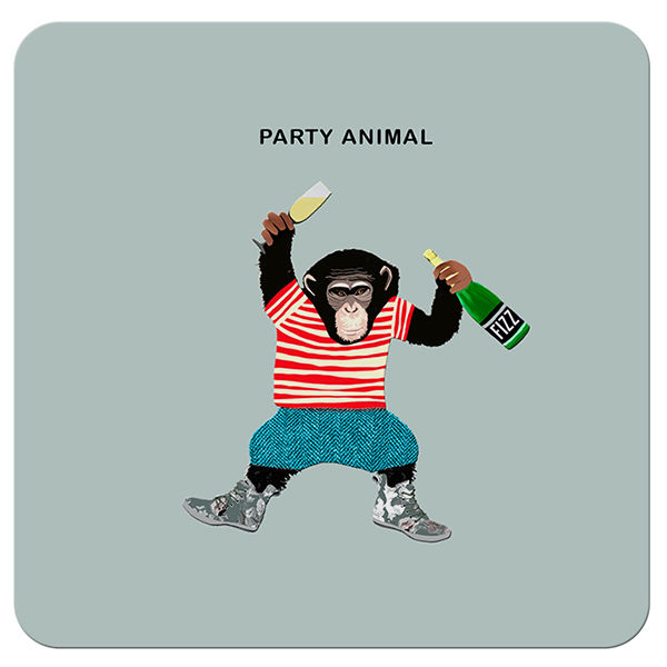 COA019 ... party animal